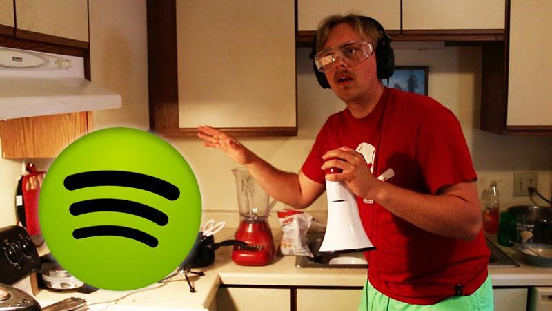 Recording A SpotifyAd