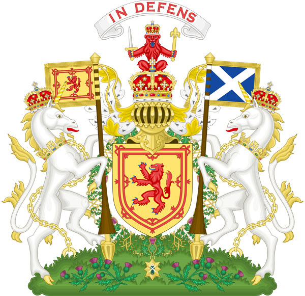 royal coat of arms of the kingdom of scotland 10 Truth Bombs to Drop at your Next Dinner Party