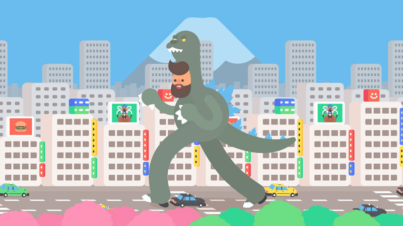 tokyo gifathon by james curran James Curran Spent a Month in Tokyo and Made a Daily Gif Inspired By His Travels
