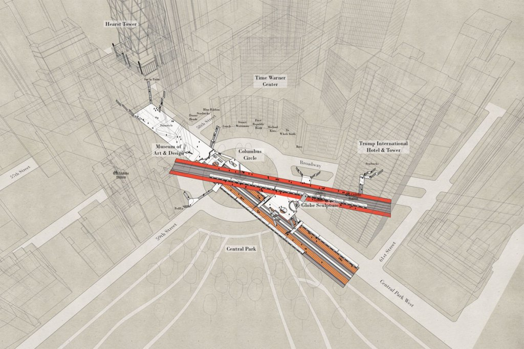 X-Ray Maps of New York Subway Stations