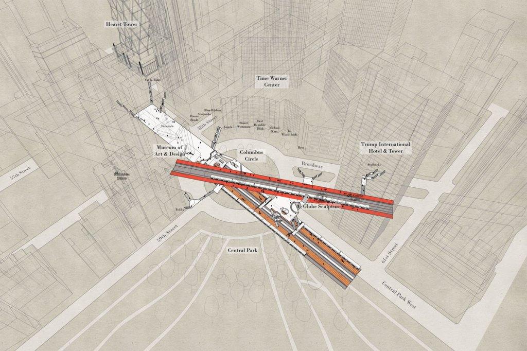 X-Ray Maps of New York SubwayStations