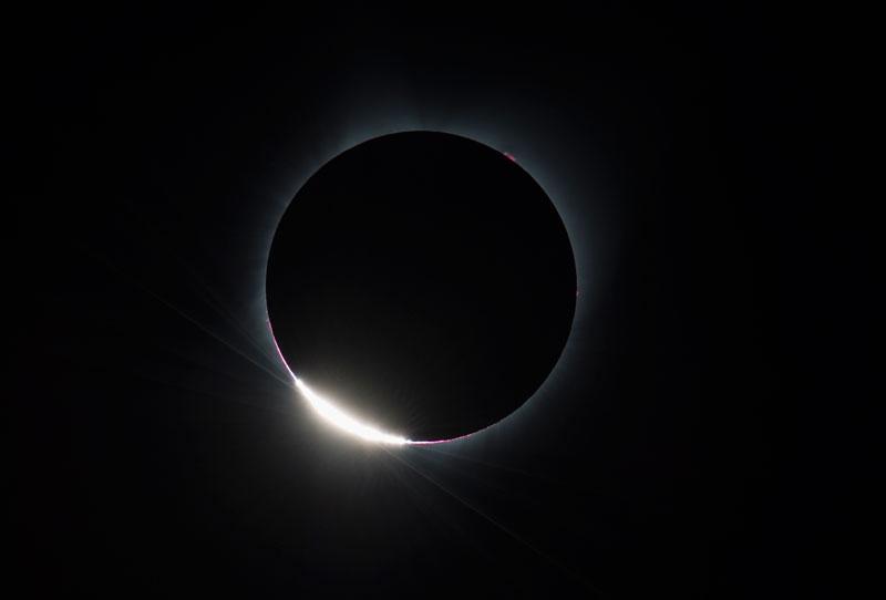 2017 eclipse photos nasa 8 NASA Has Already Released An Epic Gallery of Eclipse Photos Including an ISS Photobomb