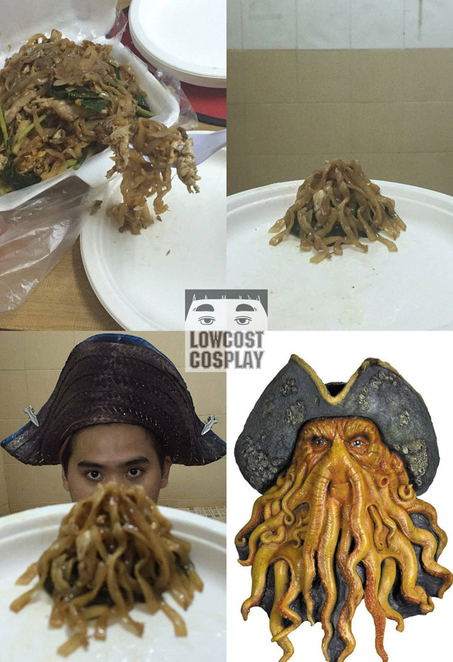 best of low cost cosplay 11 30 Times Low Cost Cosplay Absolutely Nailed It