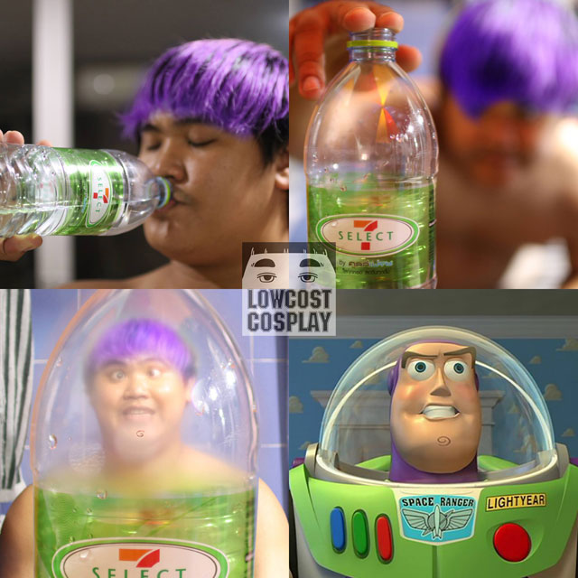 best of low cost cosplay 18 30 Times Low Cost Cosplay Absolutely Nailed It
