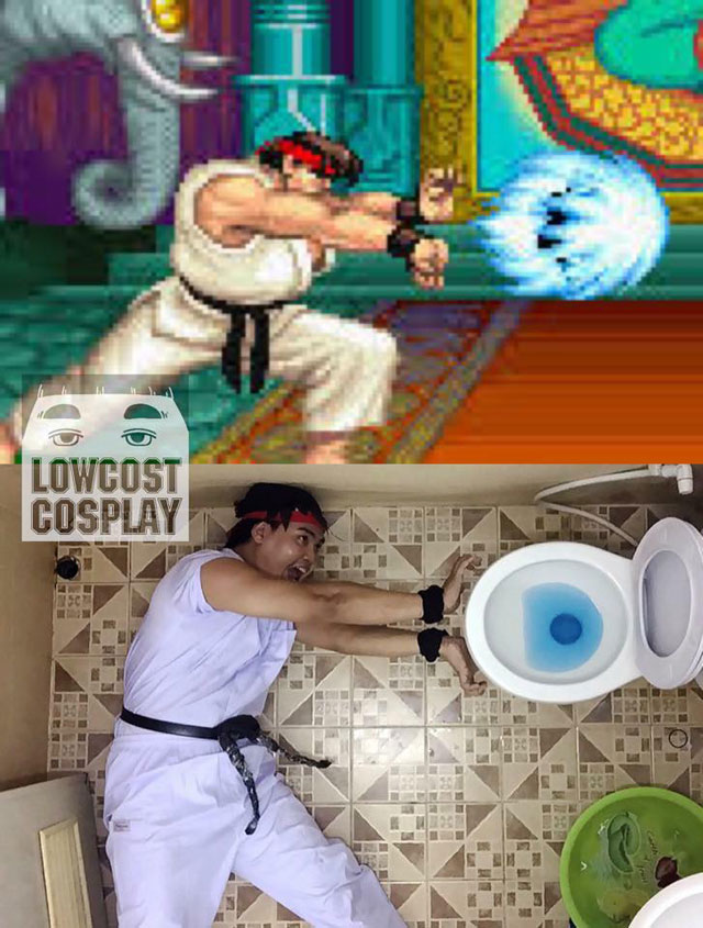 best of low cost cosplay 19 30 Times Low Cost Cosplay Absolutely Nailed It