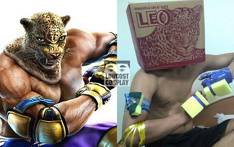 best of low cost cosplay 2 30 Times Low Cost Cosplay Absolutely Nailed It