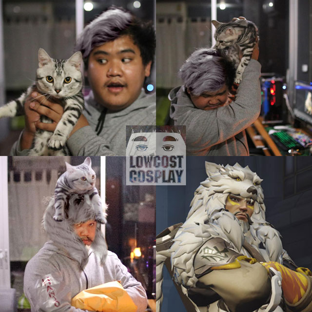 best of low cost cosplay 24 30 Times Low Cost Cosplay Absolutely Nailed It