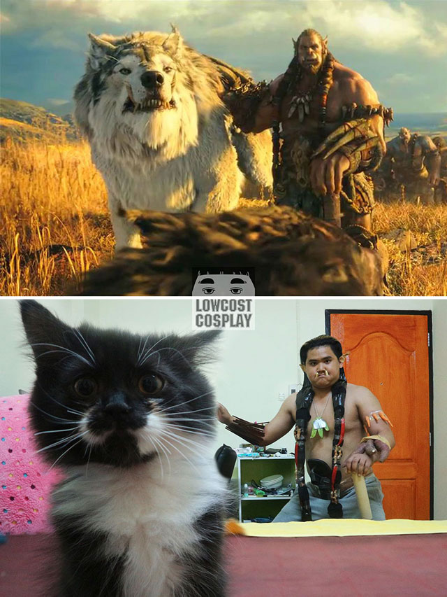 best of low cost cosplay 28 30 Times Low Cost Cosplay Absolutely Nailed It