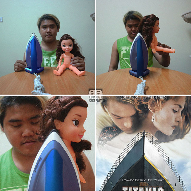 best of low cost cosplay 29 30 Times Low Cost Cosplay Absolutely Nailed It