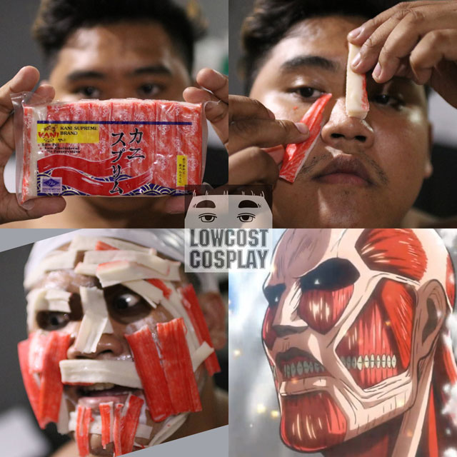 best of low cost cosplay 3 30 Times Low Cost Cosplay Absolutely Nailed It