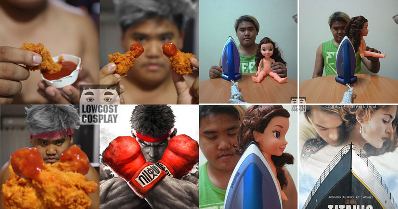 30 Times 'Low Cost Cosplay' Absolutely Nailed It