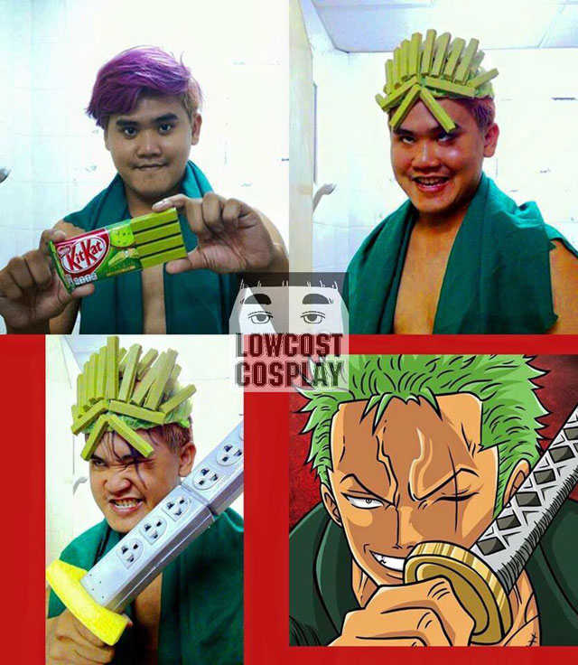 best of low cost cosplay 32 30 Times Low Cost Cosplay Absolutely Nailed It