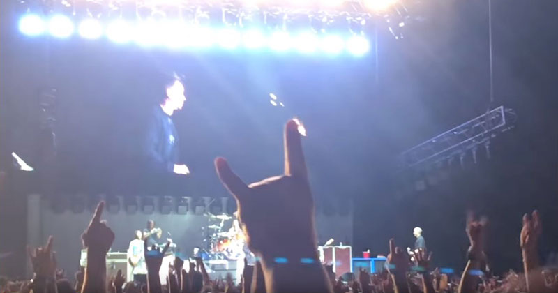 The Foo Fighter Brought Rick Astley On Stage and You Can Guess What HappensNext