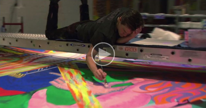 Jim Carrey: I Need Color – [6:18] «TwistedSifter
