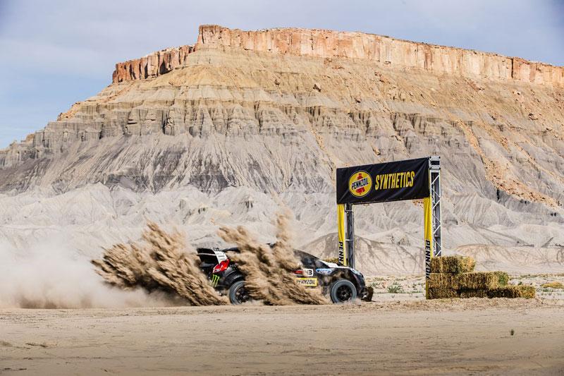 ken block gymkhana sand dunes utah terrakhana 3 Ken Block Took His Gymkhana Series to the Sand Dunes of Utah and Its Awesome