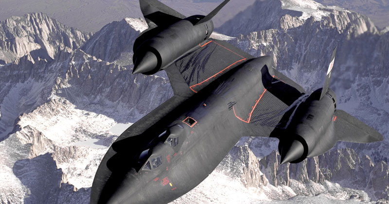 An SR-71 Blackbird Pilot Recounts His Infamous LA Speed Check Story