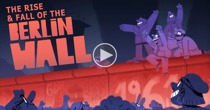 A Brief History of the Rise and Fall of the BerlinWall