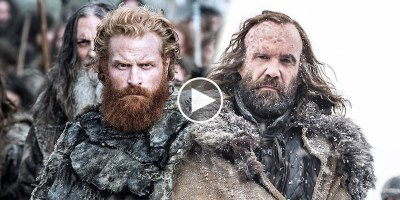 Here's Definitive Proof That Tormund and the Hound Need Their OwnSpinoff