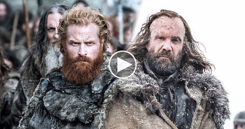 Here's Definitive Proof That Tormund and the Hound Need Their Own Spinoff