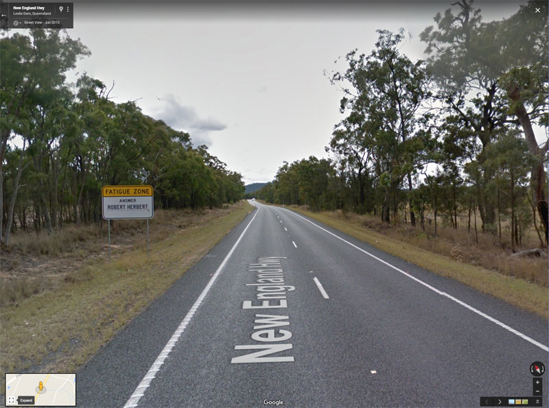 trivia road signs australia 7 There are Roads in Australia that are So Boring they Have Trivia Signs to Keep Drivers Alert