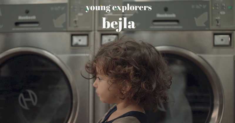 'Young Explorers' is a Film Series That Follows Kids That Have Just Learned to Walk as they Discover the World