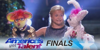 12-Year-Old Ventriloquist Wins America's Got Talent and Her Final Performances are Awesome