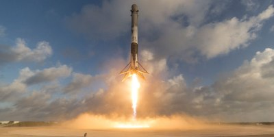 Elon Musk Unveils SpaceX Vision to Transport People Anywhere on Earth in Hour or Less