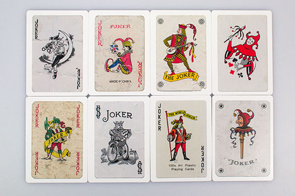 guy completes full playing card deck from randomly found cards around the world 10 Guy Completes Full Playing Card Deck from Randomly Found Cards Around the World