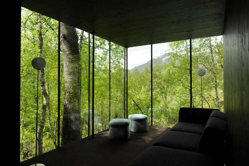 juvet landscape hotel norway 2 The Home from Ex Machina is Actually a Hotel in Norway and You Can Stay There Right Now