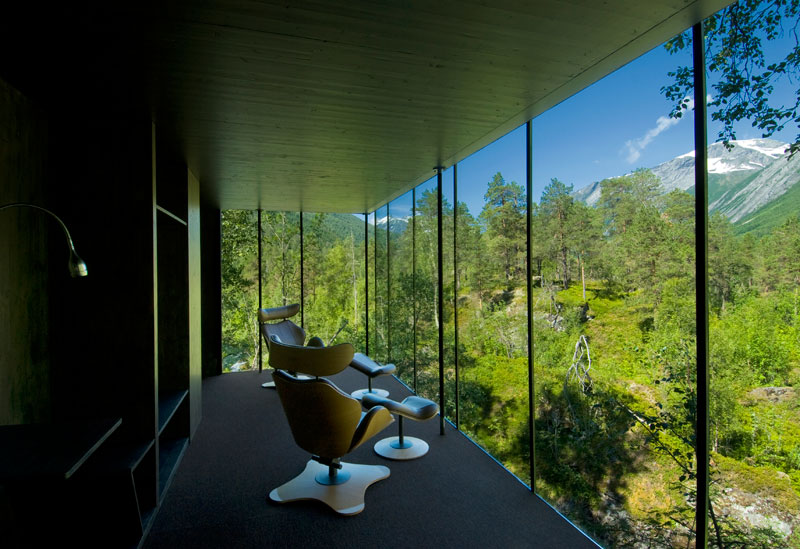 juvet landscape hotel norway 6 The Home from Ex Machina is Actually a Hotel in Norway and You Can Stay There Right Now