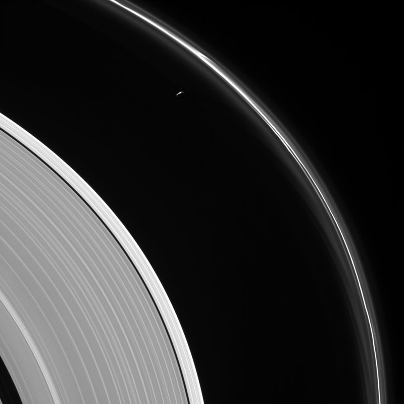 nasa cassini final images 3 After Two Decades in Space, Cassini is About to Crash Into Saturn. These are the Final Images