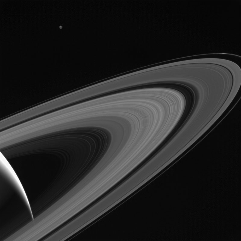 nasa cassini final images 4 After Two Decades in Space, Cassini is About to Crash Into Saturn. These are the Final Images