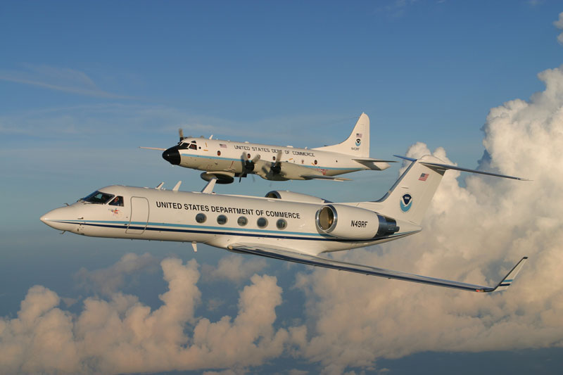 noaa hurricane hunters photo noaa NOAA Hurricane Hunters Fly Into the Eyes of Storms to Gather Lifesaving Data. This is Irma