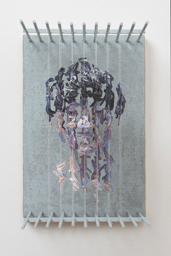 3d portraits made from suspended paint strokes by chris dorosz 4 Amazing 3D Portraits Made from Suspended Paint Strokes