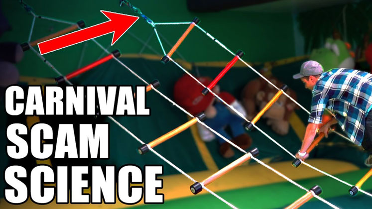 Carnival Scam Science and How ToWin