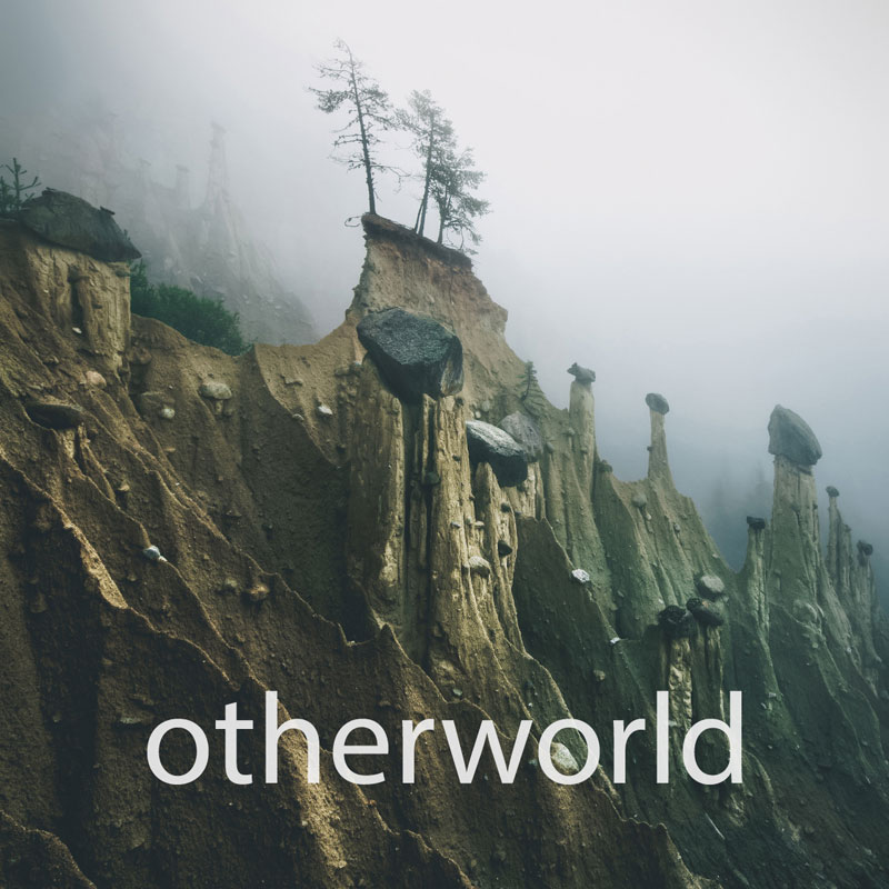 earth pyramids of south tyrol kilian schonberger otherworld 3 The Earth Pyramids of Italy: Where Boulders Perch Atop Pillars of Clay
