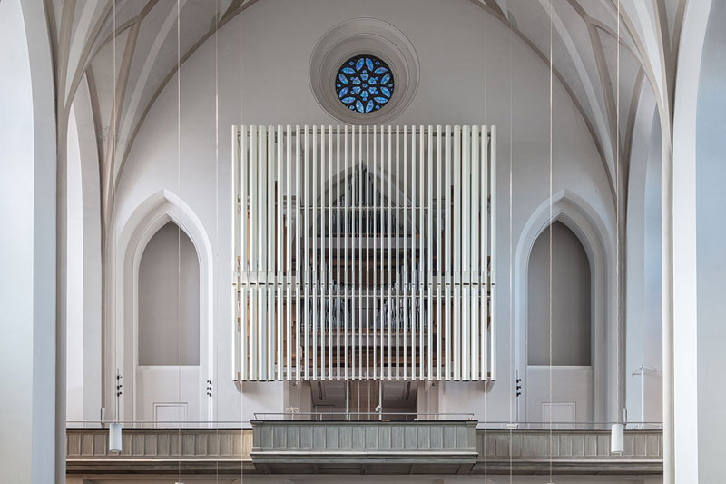 pipes by robert gotzfried 1 An Ongoing Photo Series Dedicated to the Beautiful Designs of Organ Pipes