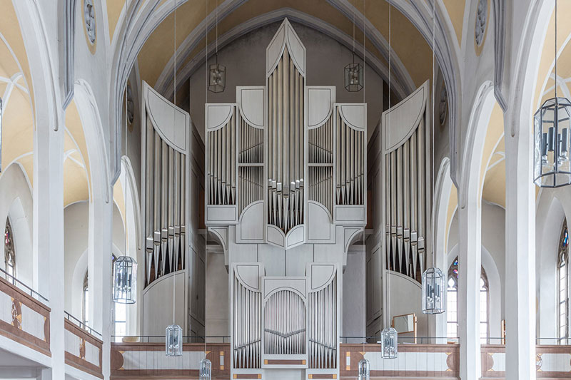 pipes by robert gotzfried 12 An Ongoing Photo Series Dedicated to the Beautiful Designs of Organ Pipes