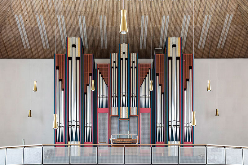 pipes by robert gotzfried 14 An Ongoing Photo Series Dedicated to the Beautiful Designs of Organ Pipes