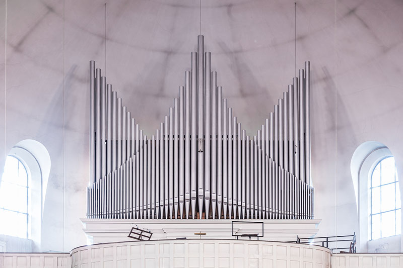 pipes by robert gotzfried 3 An Ongoing Photo Series Dedicated to the Beautiful Designs of Organ Pipes