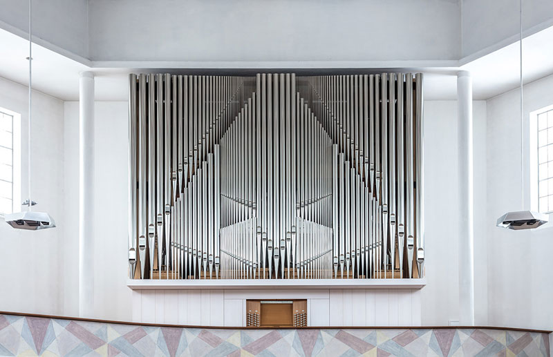 pipes by robert gotzfried 7 An Ongoing Photo Series Dedicated to the Beautiful Designs of Organ Pipes
