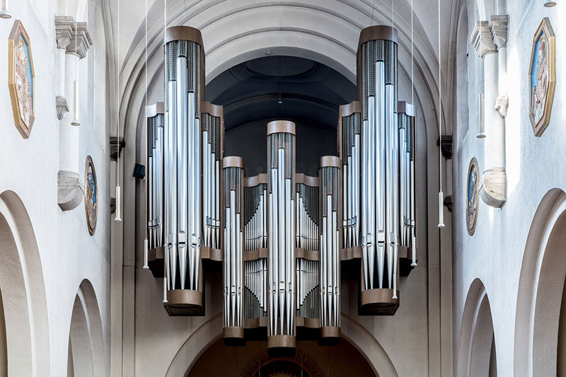 pipes by robert gotzfried 8 An Ongoing Photo Series Dedicated to the Beautiful Designs of Organ Pipes