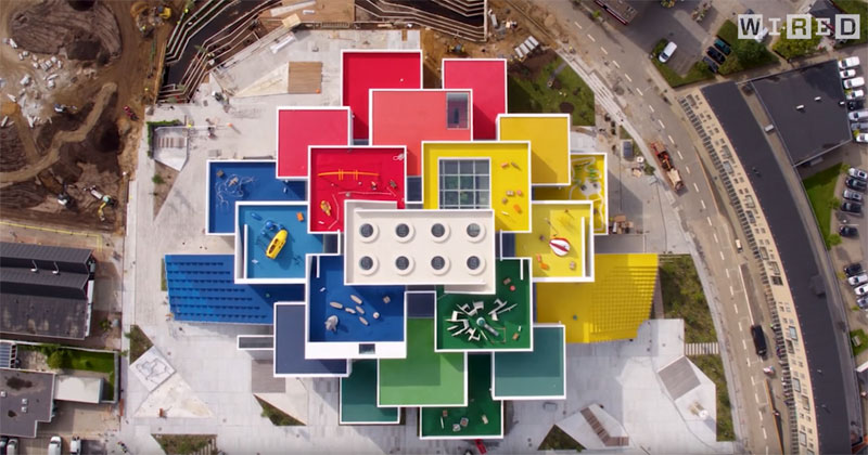 The LEGO House in Denmark Looks Incredible and I Need to VisitIt