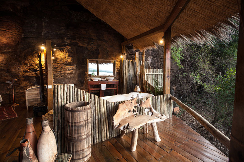 tongabezi lodge tree house room zambia 4 The Tree House at this Victoria Falls Safari Lodge Looks Beautiful