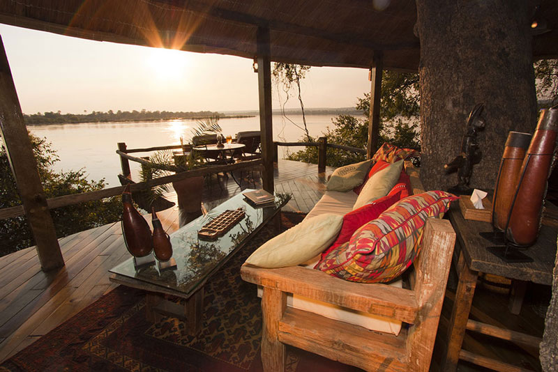 tongabezi lodge tree house room zambia 5 The Tree House at this Victoria Falls Safari Lodge Looks Beautiful