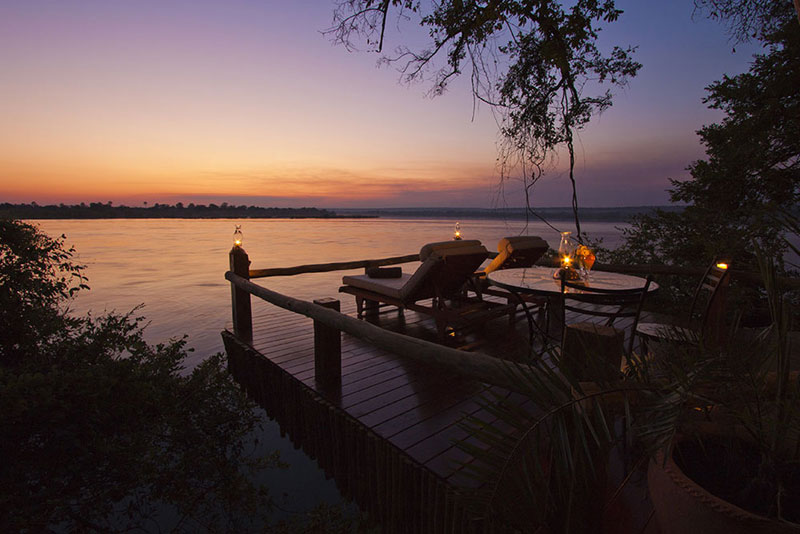 tongabezi lodge tree house room zambia 7 The Tree House at this Victoria Falls Safari Lodge Looks Beautiful