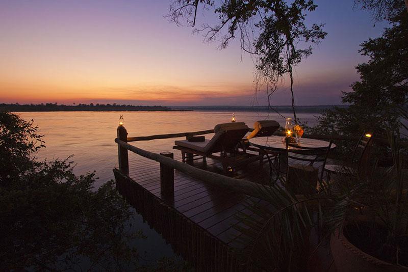 tongabezi lodge tree house room zambia 7 The Tree House at this Victoria Falls Safari Lodge Looks Beautiful
