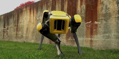 Boston Dynamics Just Unveiled Their New SpotMini Robot