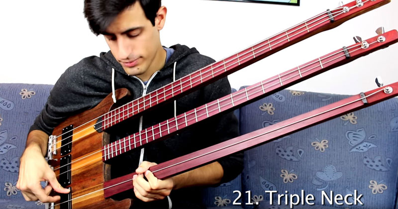 best 25 bass guitars for