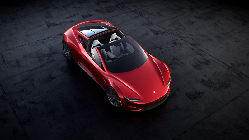 tesla roadster pics 11 The Specs for Teslas New Roadster are Bananas
